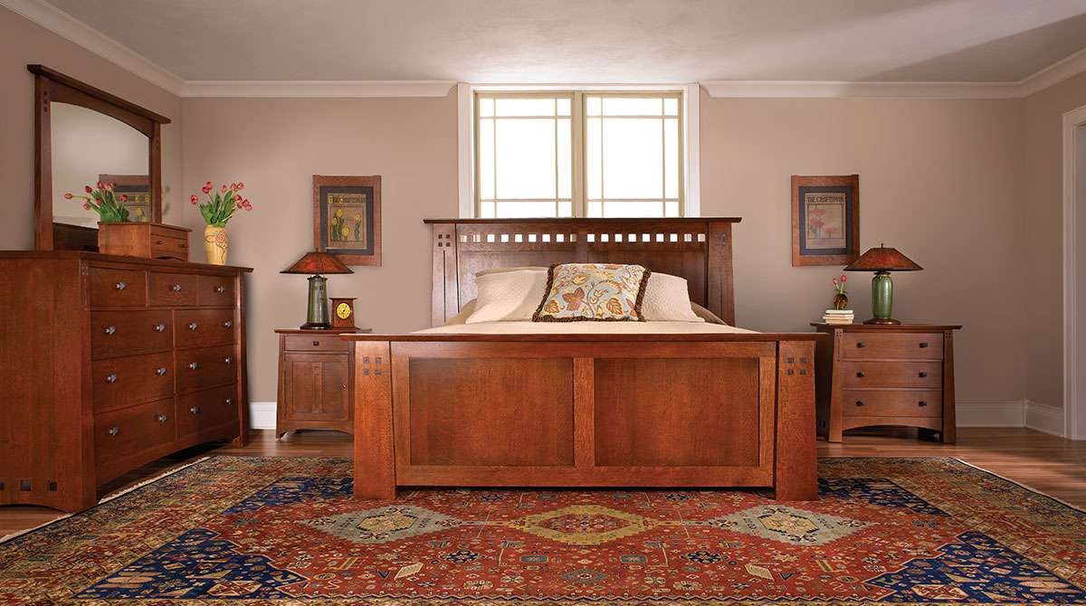Buy High-End Furniture, Solid Wood Stickley Table Toronto